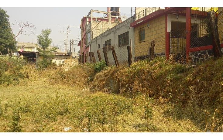 Foto de terreno comercial en venta en  , independencia 1a. secci?n, nicol?s romero, m?xico, 2045151 No. 04