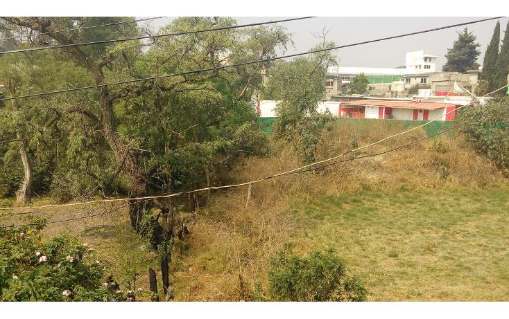 Foto de terreno comercial en venta en  , independencia 1a. secci?n, nicol?s romero, m?xico, 2045151 No. 13