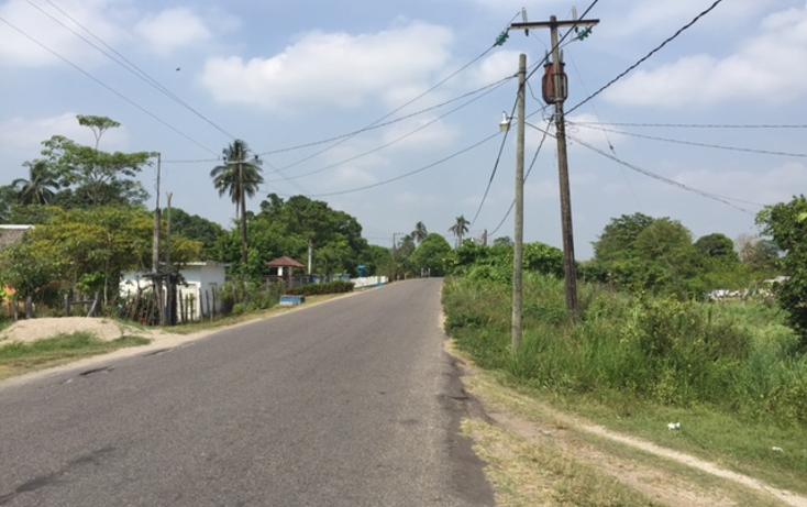 Foto de terreno comercial en venta en  , independencia 2a secc, comalcalco, tabasco, 1172045 No. 03