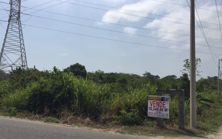 Foto de terreno comercial en venta en  , independencia 2a secc, comalcalco, tabasco, 1172045 No. 04