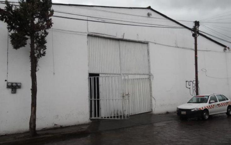 Foto de bodega en renta en independencia, bonito coacalco, coacalco de berriozábal, estado de méxico, 1708924 no 01