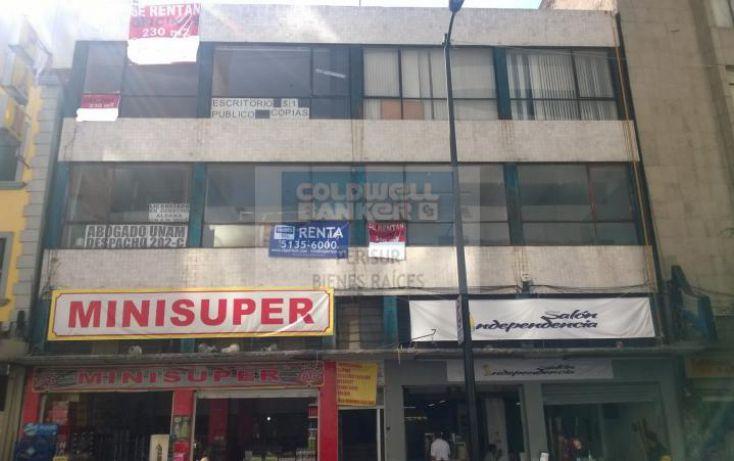 Foto de oficina en renta en independencia, centro área 5, cuauhtémoc, df, 768987 no 01
