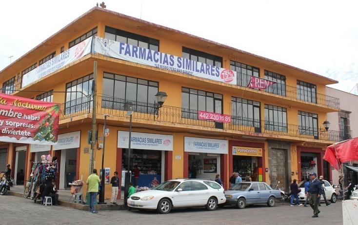 Foto de edificio en venta en  , centro, querétaro, querétaro, 1384453 No. 01