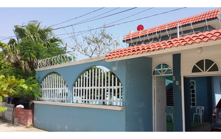 Foto de casa en venta en  , independencia, coatzacoalcos, veracruz de ignacio de la llave, 1138715 No. 01