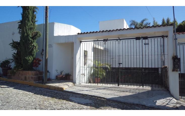 Foto de casa en venta en  , independencia, cuernavaca, morelos, 1144915 No. 01