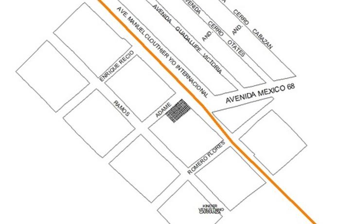 Foto de terreno comercial en renta en  , independencia, culiacán, sinaloa, 1066977 No. 02