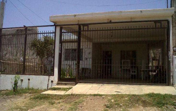 Foto de casa en venta en, independencia, culiacán, sinaloa, 1837232 no 01