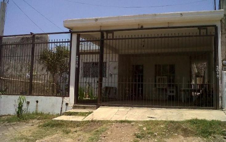 Foto de casa en venta en  , independencia, culiac?n, sinaloa, 1837232 No. 01