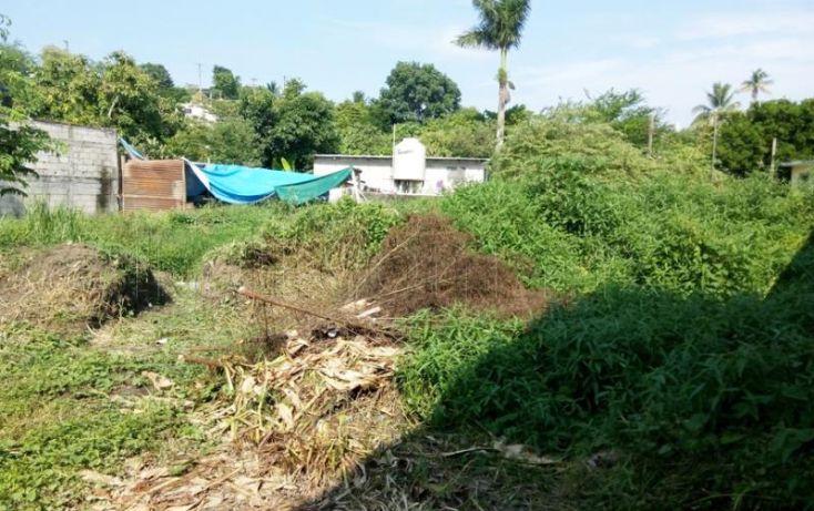 Foto de terreno habitacional en venta en independencia, joaquín hernandez galicia, tuxpan, veracruz, 1363807 no 05