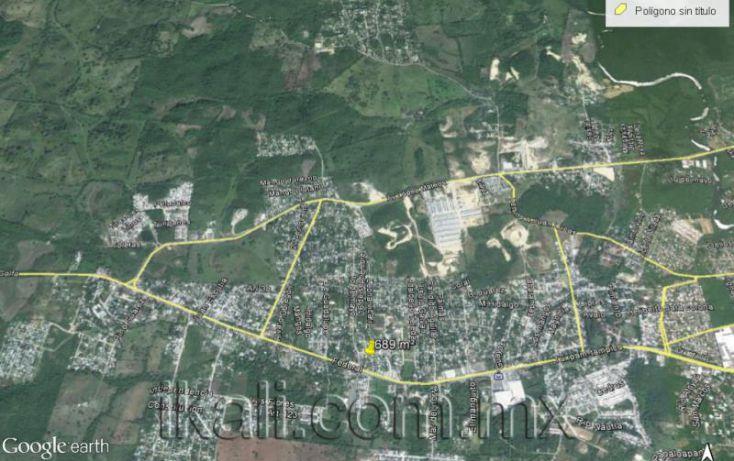 Foto de terreno habitacional en venta en independencia, joaquín hernandez galicia, tuxpan, veracruz, 1363807 no 12