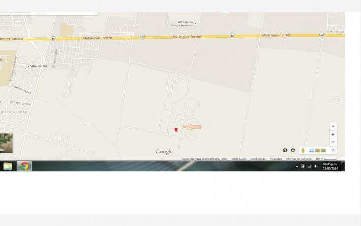 Foto de terreno habitacional en venta en, independencia, matamoros, coahuila de zaragoza, 579527 no 05