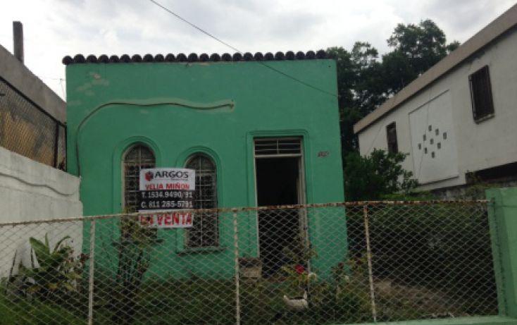 Foto de casa en venta en, independencia, monterrey, nuevo león, 2001750 no 01