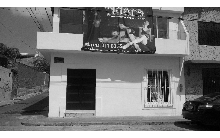Foto de local en venta en  , independencia, morelia, michoacán de ocampo, 1410191 No. 01