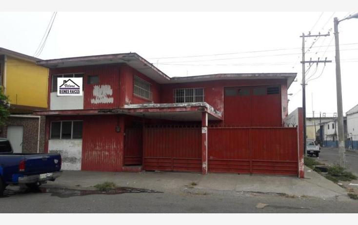 Foto de nave industrial en venta en independencia norte 248, manuel contreras, veracruz, veracruz de ignacio de la llave, 1902494 No. 01
