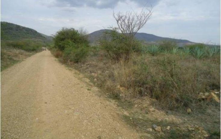 Foto de terreno habitacional en venta en independencia, san bartolo coyotepec, san bartolo coyotepec, oaxaca, 1795038 no 02