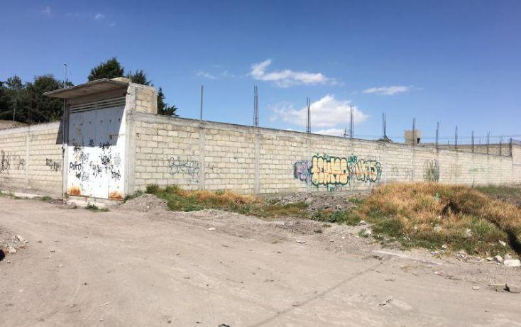 Foto de terreno habitacional en venta en independencia, san gaspar tlahuelilpan, metepec, estado de méxico, 1703418 no 01