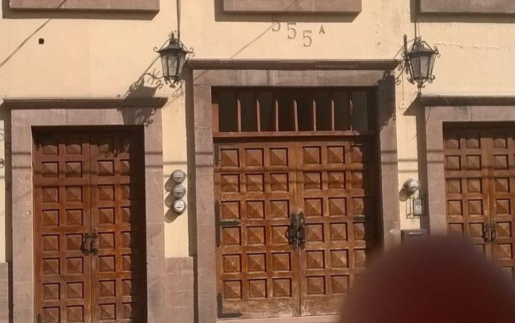 Foto de departamento en renta en independencia, san luis potosí centro, san luis potosí, san luis potosí, 1007081 no 01