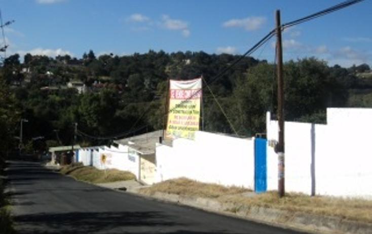 Foto de terreno habitacional en venta en  , independencia, tlalnepantla de baz, méxico, 1108051 No. 02