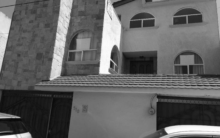 Foto de casa en venta en  , independencia, toluca, méxico, 1831108 No. 01