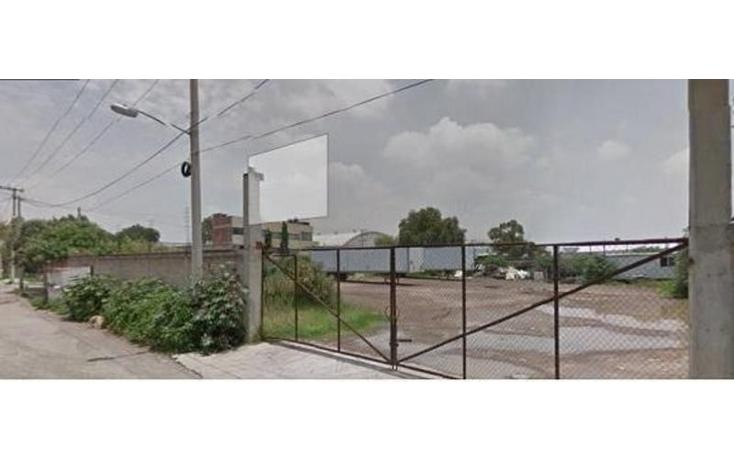 Foto de terreno comercial en venta en  , independencia, tultitl?n, m?xico, 1667802 No. 01