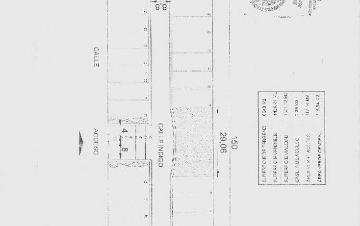 Foto de terreno habitacional en venta en indigo 1, san mateo cuanala, juan c bonilla, puebla, 1712564 no 01