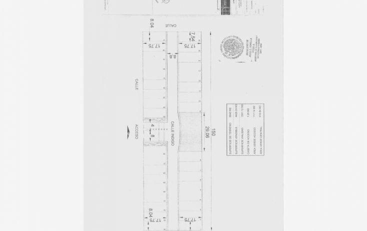 Foto de terreno habitacional en venta en índigo, san mateo cuanala, juan c bonilla, puebla, 1450007 no 01