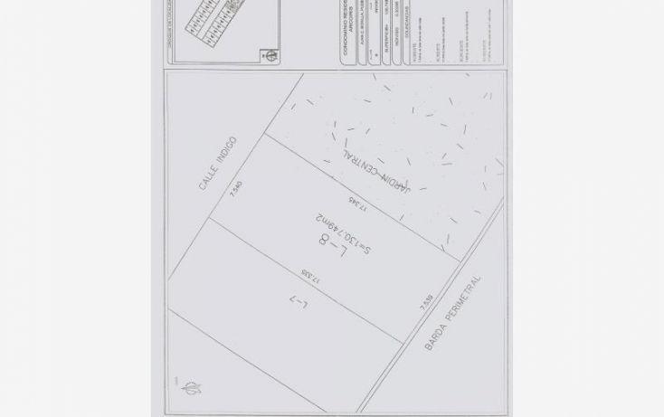 Foto de terreno habitacional en venta en índigo, san mateo cuanala, juan c bonilla, puebla, 1450007 no 02