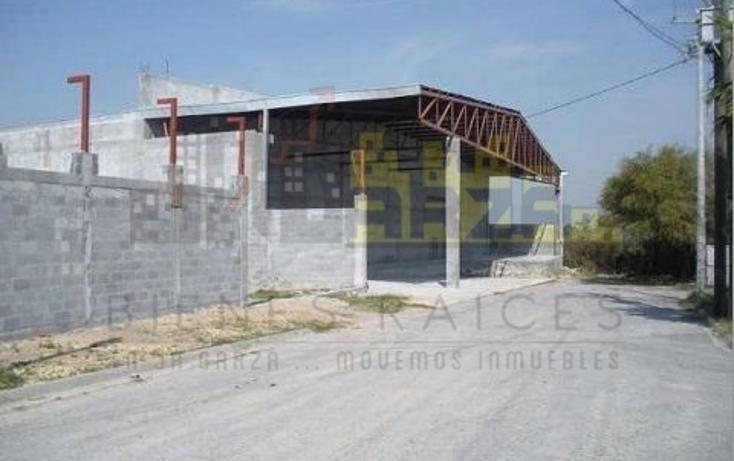 Foto de nave industrial en renta en industria del vestido , pesquería, pesquería, nuevo león, 448381 No. 02