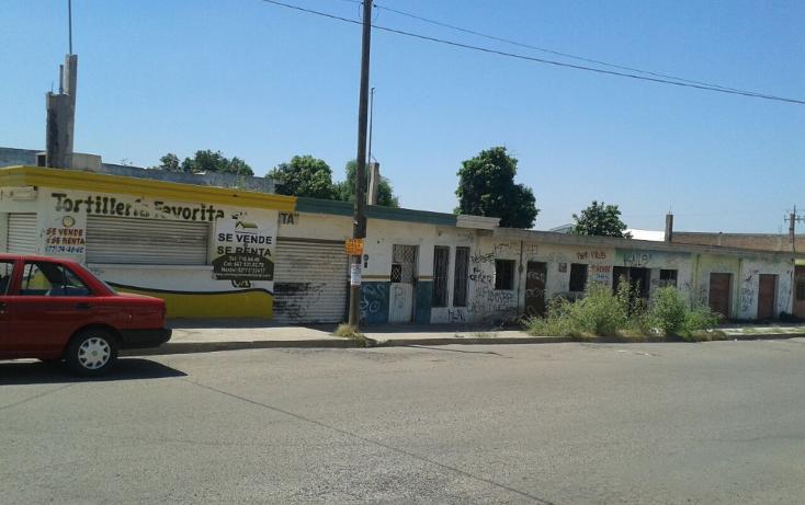 Foto de terreno comercial en venta en  , industrial bravo, culiacán, sinaloa, 1834892 No. 01