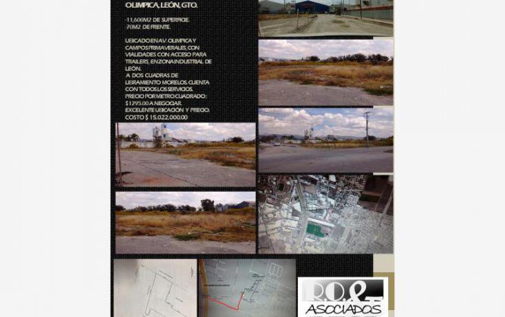Foto de terreno comercial en venta en, industrial brisas del campo, león, guanajuato, 1736400 no 01
