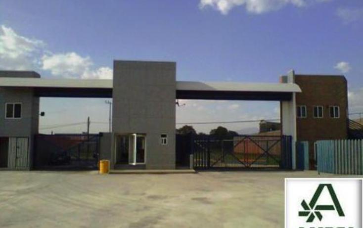 Foto de nave industrial en renta en  , industrial chalco, chalco, méxico, 938487 No. 01