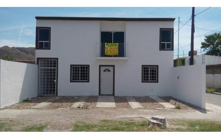 Foto de casa en venta en  , industrial, chihuahua, chihuahua, 1430411 No. 01