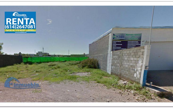 Foto de terreno comercial en renta en, industrial, chihuahua, chihuahua, 1619806 no 01