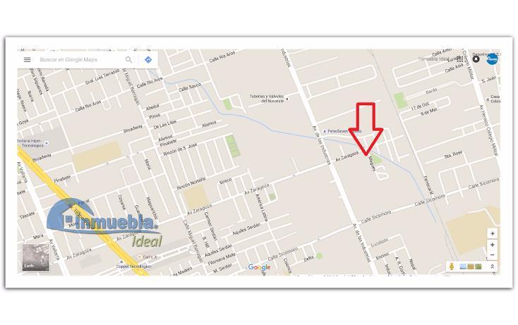 Foto de terreno comercial en renta en  , industrial, chihuahua, chihuahua, 1619806 No. 02