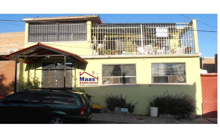 Foto de casa en venta en  , industrial, chihuahua, chihuahua, 1667164 No. 01