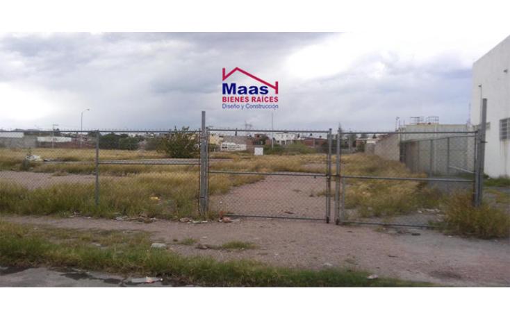 Foto de terreno comercial en venta en  , industrial, chihuahua, chihuahua, 1691604 No. 01