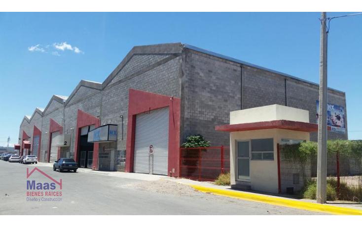 Foto de bodega en renta en  , industrial, chihuahua, chihuahua, 1693068 No. 01
