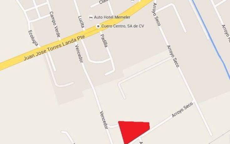 Foto de terreno industrial en venta en, industrial génesis, león, guanajuato, 1911136 no 02