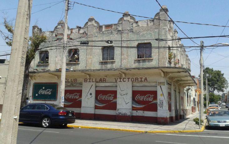 Foto de edificio en venta en, industrial, gustavo a madero, df, 1929778 no 01