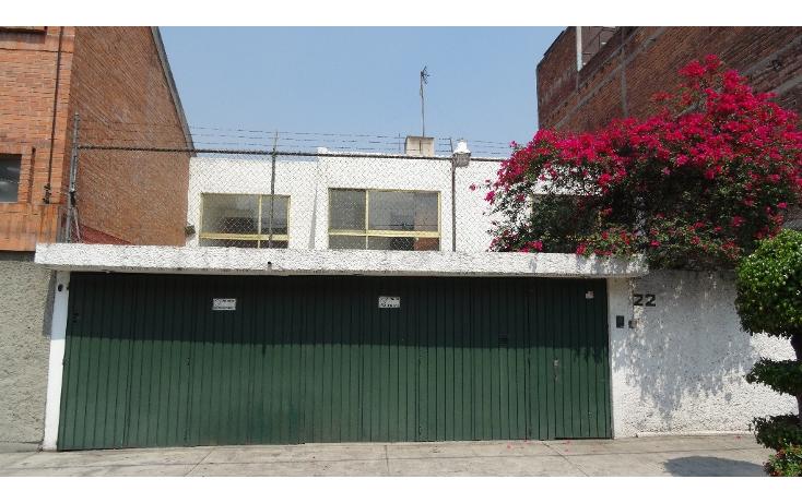 Foto de casa en venta en  , industrial, gustavo a. madero, distrito federal, 1879978 No. 01