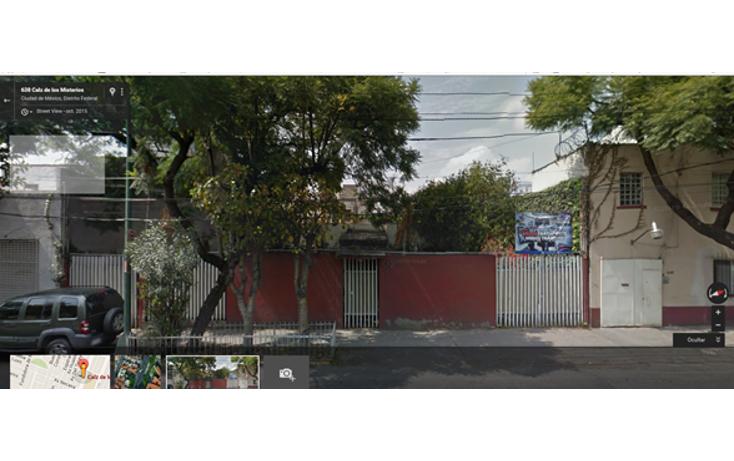 Foto de terreno habitacional en venta en  , industrial, gustavo a. madero, distrito federal, 1974269 No. 04