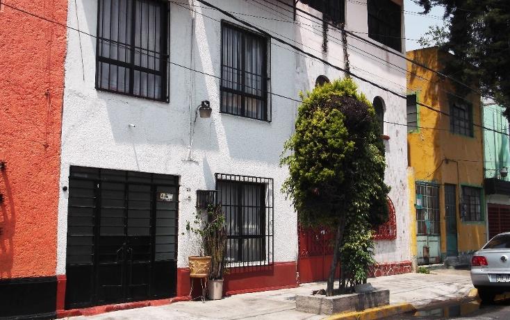 Foto de casa en venta en  , industrial, gustavo a. madero, distrito federal, 2044549 No. 01