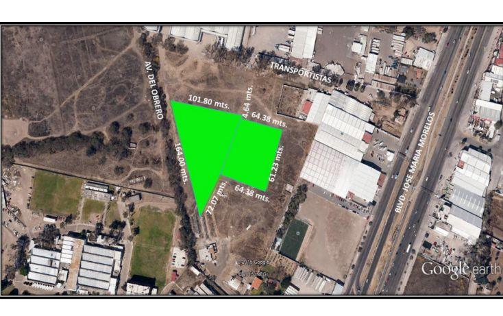 Foto de terreno comercial en venta en, industrial julián de obregón, león, guanajuato, 1119389 no 01