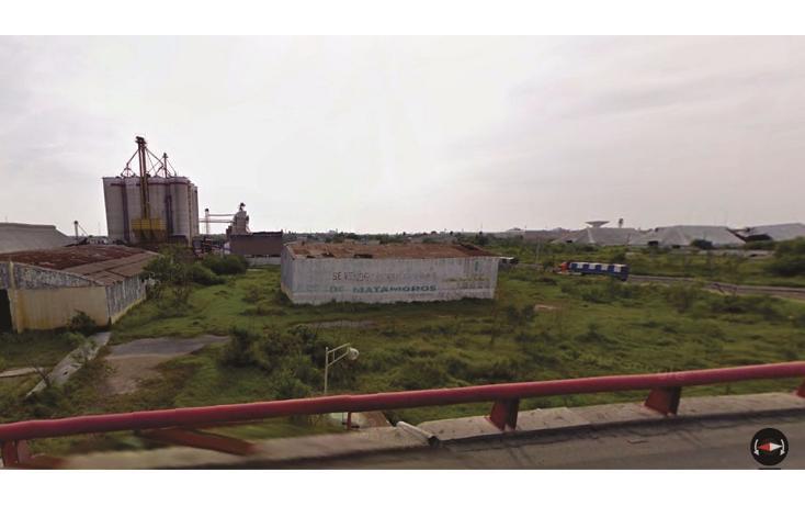 Foto de terreno comercial en venta en  , industrial, matamoros, tamaulipas, 1868880 No. 02