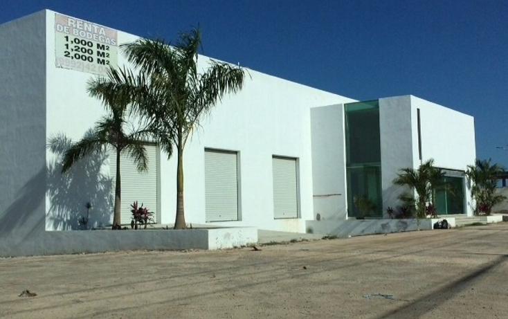 Foto de nave industrial en renta en  , industrial, mérida, yucatán, 1149179 No. 02