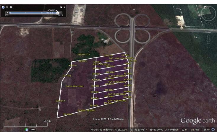 Foto de terreno industrial en venta en  , industrial, mérida, yucatán, 1165693 No. 01