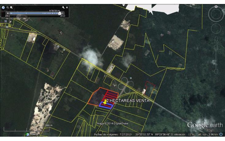 Foto de terreno industrial en venta en  , industrial, mérida, yucatán, 1165693 No. 03