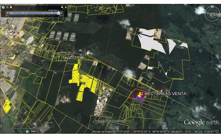Foto de terreno industrial en venta en  , industrial, mérida, yucatán, 1165693 No. 04