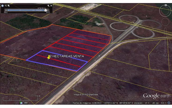 Foto de terreno industrial en venta en  , industrial, mérida, yucatán, 1165693 No. 05