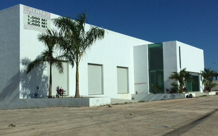 Foto de nave industrial en renta en  , industrial, m?rida, yucat?n, 1205059 No. 02